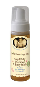Earth Mama Angel Baby ~ Shampoo and Body Wash